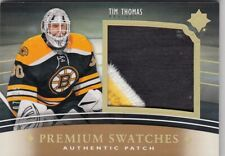 TIM THOMAS NO:PS-TT  PATCH ( 07/25 ) 3 colors PREMIUM SWATCHES in ULTIMATE 11-12
