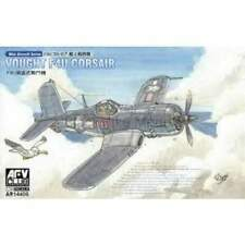 AFV Club AR14406 1/144 Vought F4U-1/1A/1C/1D Corsair Dual pack