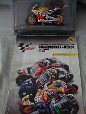 COLLECTION Moto GP 1/18 HONDA RC213V M. Marquez 2013  Nº22