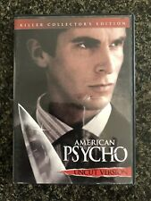 American Psycho [Dvd] Killer Collector's Ed, Uncut, Unrated, Pre Owned