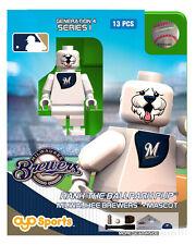 Ron Roenicke OYO Milwaukee Brewers MLB Mini Figure NEW G4