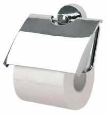 Spirella Sydney Papierhalter mit Deckel Metall Verchromt Schweizer Markenprodukt