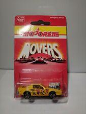 MAJORETTE 80's PONTIAC PRO STOCK FIREBIRD TRANS AM #8 Yellow 1/64 NIP 208