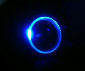 Blue t5 led ignition globe to suit ford falcon au xr6 xr8 fairmont tickford