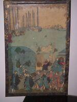 TABLEAU CHINOIS JAPON ANCIEN