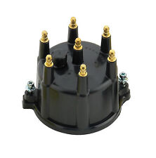 ACCEL 120330 Distributor Cap - Jeep 4.0L - Male - HEI Style - Black