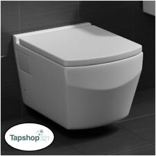 Square Wall Hung Toilets For Sale Ebay
