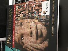 Psychology 3rd Australian and New Zealand Edition+psychology 3rd Australian...