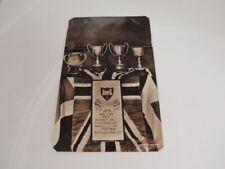 HMS GIBRALTAR CUPS WON IN 1913 VINTAGE POSTCARD