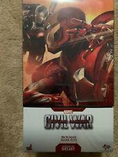 Hot Toys MMS353 Marvel Captain America Civil War Iron Man Mark 46 XLVI Diecast