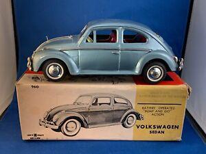 Bandai #960 Volkswagen Sedan in the original box