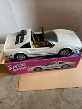 BARBIE FERRARI. 1990 Fastback convertible
