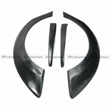 PH~ 4Pcs FRP M & M Rear Wide Fender Flares Racing Cover Kits For Honda Civic FD2