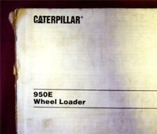 CAT Caterpillar 950E Wheel Loader Parts Manual - 1994 - HEBP1749-04/July 1994
