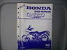 Honda Factory Service Repair Shop Manual 1983 CX650 Turbo