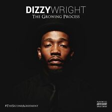 The Growing Process [PA] by Dizzy Wright (CD, 2015, Funk Volume)