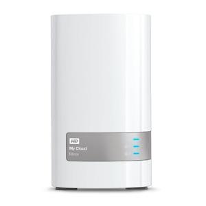 WD Western Digital My Cloud Mirror 8TB - Gen 2 Network Attached Storage NAS