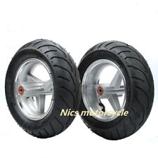 Mini Motor Wheel Front 90/65-6.5 Rear 110/50-6.5 Hub+Tire For Pocket Bike 49cc