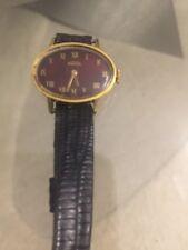 Ernest Borel Ladies Vintage Watch 17 Jewel Synchron Fond Acier Case Rare Works
