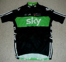 Sky Pro Cycling Rainforest Rescue 2012 Adidas Italian cycling jersey [M] NOS