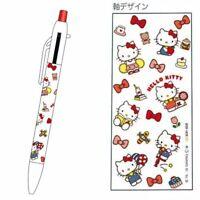Pooh Friend Eeyore Multi Pen Red /& Black Disney Japan Two Color Mimi Pen