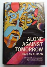 HARLAN ELLISON - ALONE AGAINST TOMORROW - U.S. SIGNED FIRST EDITION - VG+