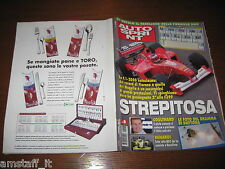 AUTOSPRINT 2000/8=FERRARI F1 2000=COULTHARD=MINARDI M02=NASCAR DAYTONA JARRETT=