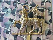 Queens West Surrey Regiment Cap Badge (without scroll)