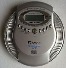 PORTABLE MP3/CD PLAYER bench° KH 2260 Kompernass
