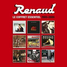 RENAUD - COFFRET ESSENTIEL  11 CD NEUF