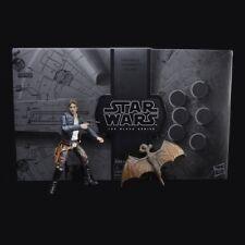 In Stock Star Wars Black Series 2018 SDCC Exclusive Han Solo & Mynock