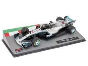 MERCEDES W09 EQ POWER+ 2018 Lewis HamiltonFCC133 ALTAYA  1:43 New in a box!