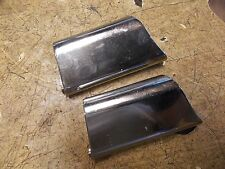 2001 Honda Shadow VT1100 VT 1100 Sabre Sissy Chrome Caps Covers