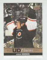 (61423) 2013-14 UPPER DECK CANVAS JEREMY ROENICK #C252