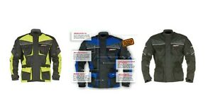 RST Alpha 1081 Protective Motorcycle Jacket *FREE NEXT UK WORKING DAY DELIVERY*