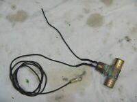 Temperature sensor fan switch 2007 2008 2009 Triumph Sprint ST Tiger 1050