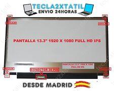 "PANTALLA PARA PORTATIL N133HSE-EA3 REV.C2 13,3"" 1920X1080 FHD LED LCD 30 pin"