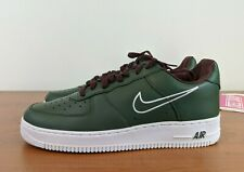 Nike Air Force 1 Low Retro Shoes Hong King Deep Forest Green 845053-300 Size 10
