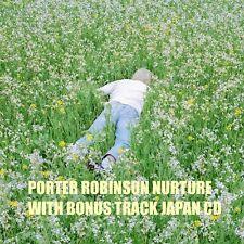 4B PORTER ROBINSON NURTURE WITH BONUS TRACK JAPAN CD