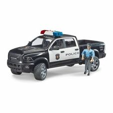 BRUDER RAM 2500 Police Truck With Policeman 1 16