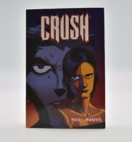 Crush by Jason Hall & Sean Murphy 2004 Dark Horse Comics Graphic Novel Artwork