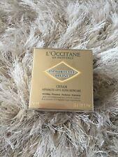 L'Occitane Immortelle Divine Anti-aging Cream 50ml new and sealed