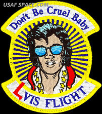 USAF 90th FLYING TRAINING SQUADRON - ELVIS FLIGHT- ORIGINAL AIR FORCE PATCH