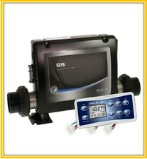 Balboa GS523DZ Control Box with VL801D topside panel,fit spas with 3 pumps