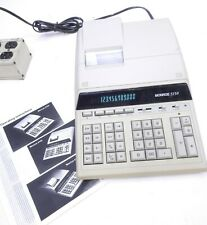 Monroe 5150 Electronic Heavy Duty Printing Calculator with Operating Instruction