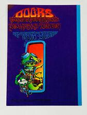 Vtg Family Dog Fd D18 Opc-A The Doors All Men Joys jim morrison postcard