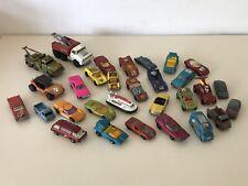 Jouet ancien gros lot de miniatures Matchbox et Lesney