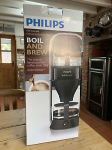 Philips Cafe Gourmet Boil & Brew Coffee Maker