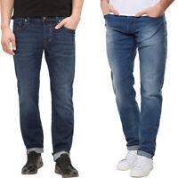 Neu Diesel Herren Stretch Jeans Hose Larkee Beex   Regular Tapered Fit