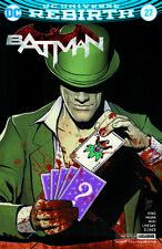 SDCC 2017 DC Universe Exclusive Batman #27 Rebirth Foil Variant